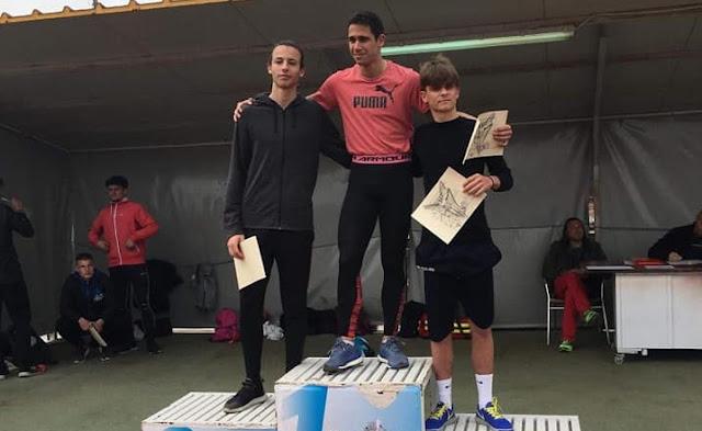 Ξεχώρισαν οι  αθλητές του Αριστέα Άργους στους σχολικούς αγώνες στίβου Λυκείων