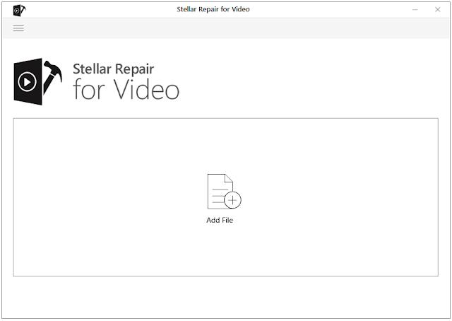 Screenshot Stellar Repair for Video 4.0.0.2 Full Version