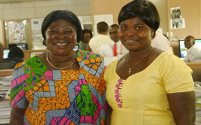 Akua Donkor's running mate unqualified
