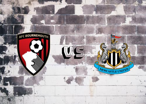 AFC Bournemouth vs Newcastle United  Resumen