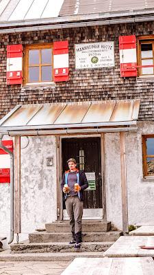 Schesaplana Rundtour Tag 1 | Brand – Oberzalim Hütte – Mannheimer Hütte | Hüttentour Rätikon 12