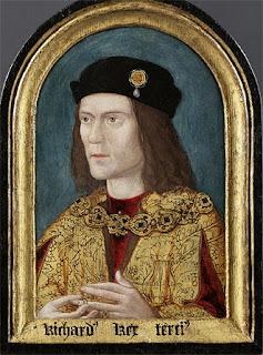 King Richard III of England - Eagle Crow