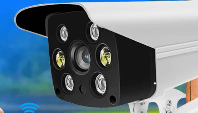 PTZ Smart Home CCTV Camera