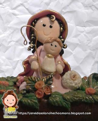 Virgencita Divina Pastora