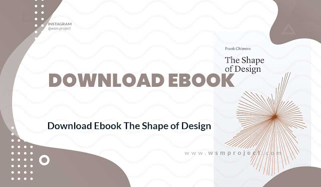 download ebook the shape of design