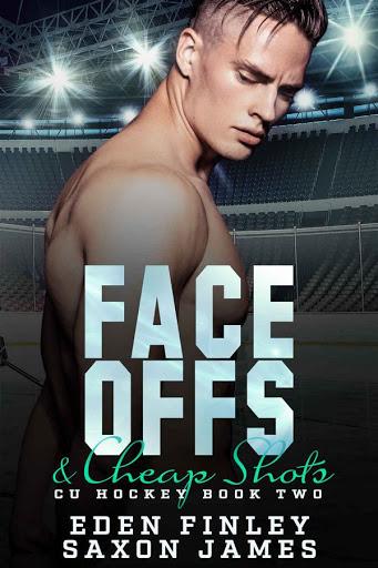 Face offs & cheap shots   CU Hockey #2   Eden Finley & Saxon James