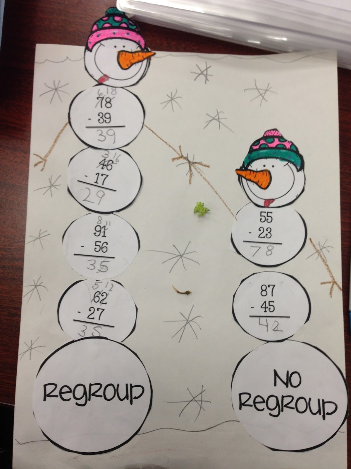 winter activities and 2 freebies teach two reach 2nd grade happenings. Black Bedroom Furniture Sets. Home Design Ideas