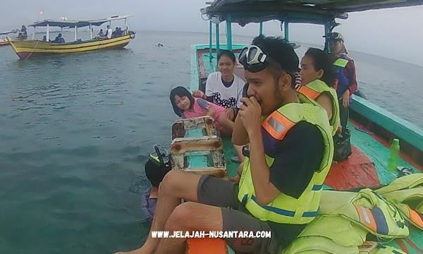 aktivitas wisata pulau tidung