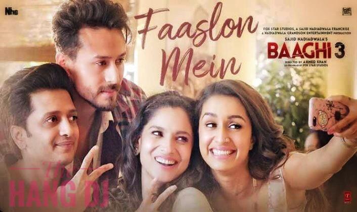 Faaslon Mein Lyrics, Faaslon Mein Full Song Lyrics, Faaslon Mein Lyrics in Hindi,