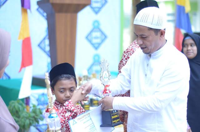 Jihar News, GAM / KPA Sagoe Teungku Chiek Di Buloh Donatur Terbesar Pekan Kreativitas Ramadhan Ke - 4