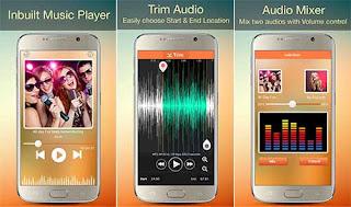 aplikasi pemotong lagu audio mp3 cutter