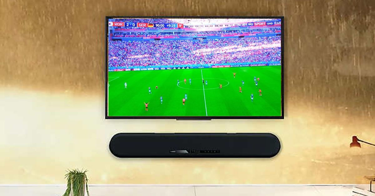 Loa Tivi Soundbar Yamaha YAS108