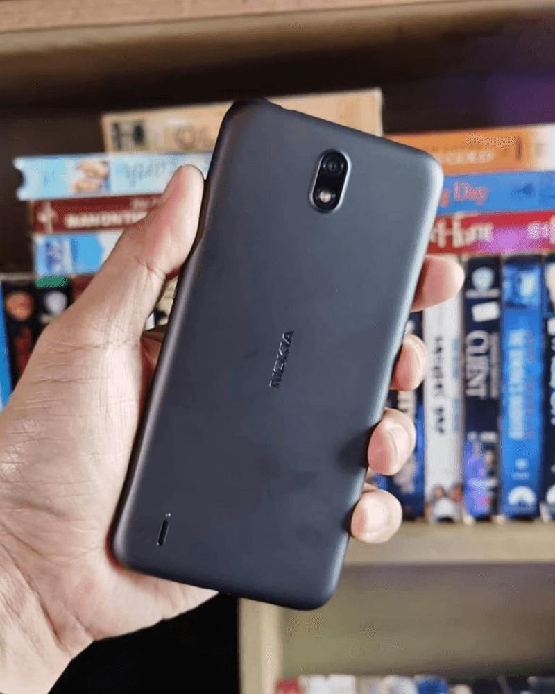 Nokia C1 in Black