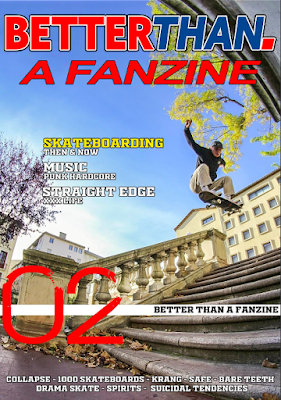 Better than a fanzine skateboard magazine