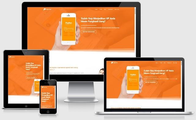 Ledakkan Omset Hingga 300% dengan Landing Page PayTren!!!