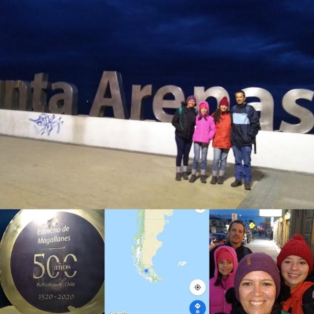 Puntas Arenas, Chile