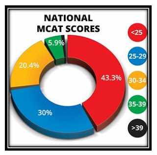 Making your way into the top league of medical schools with a perfect score