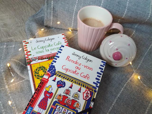 Rendez-vous au Cupcake café de Jenny Colgan