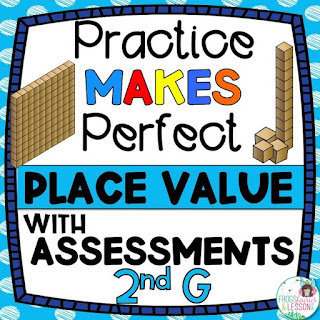 2nd Grade Place Value Practice Worksheets