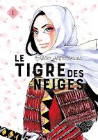 Le tigre des neiges tome 1 Akiko Higashimura