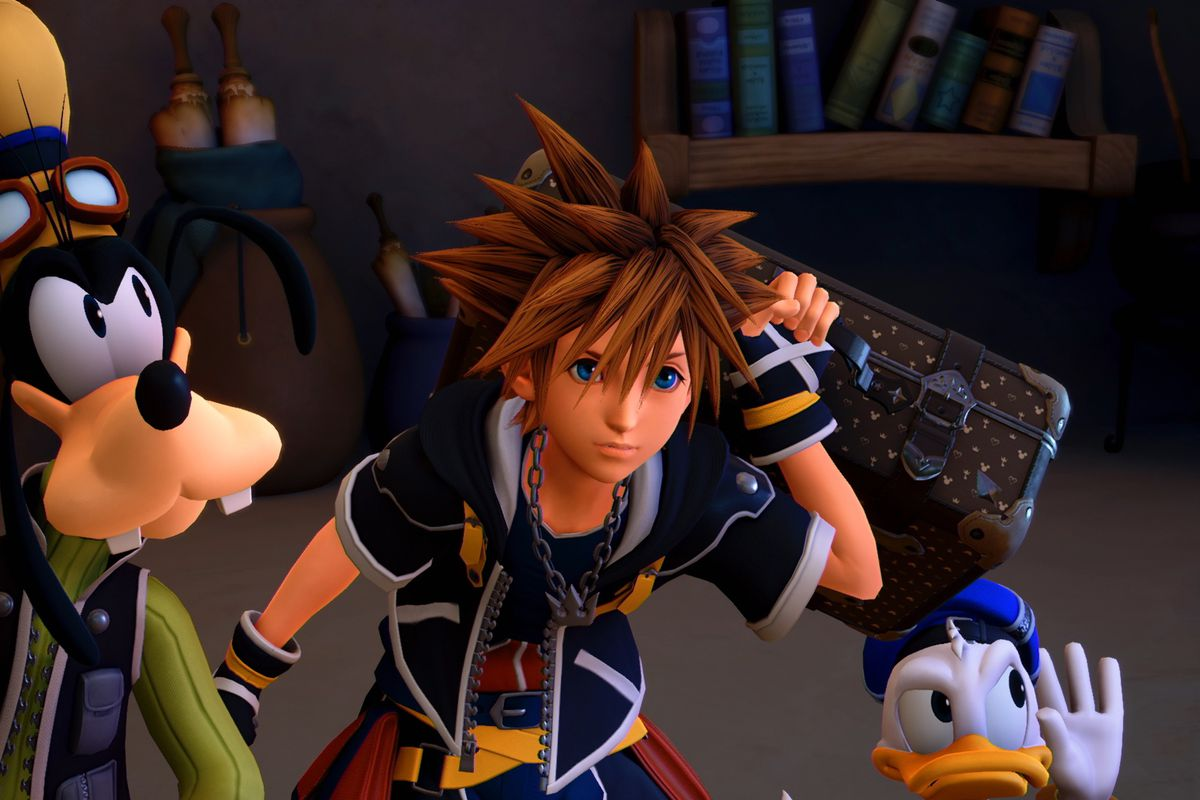 KINGDOM HEARTS ALL-IN ONE PACKAGE
