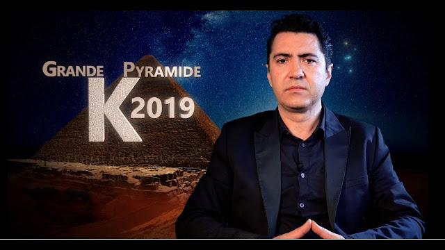 The Albanian Fehmi Krasniqi unravels the mystery of pyramids and 'changes' the ancient history of mankind