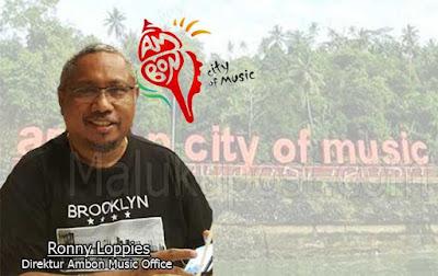 """Ambon, Malukupost.com - Direktur Ambon Music Office (AMO) Ronny Loppies menyatakan, rekomendasi dari Creative Cities Network (CCN) atau Jaringan Kota Kreatif (JKK) UNESCO merupakan syarat bagi kota Ambon menuju Kota Musik Dunia.    """"Semakin banyak surat dukungan diberikan berbentuk dokumen tertulis dari jaringan kota kreatif Unesco, lebih baik bagi Kota Ambon sebagai syarat untuk mendaftar ke UNESCO,"""" katanya di Ambon, Kamis (14/3)."""