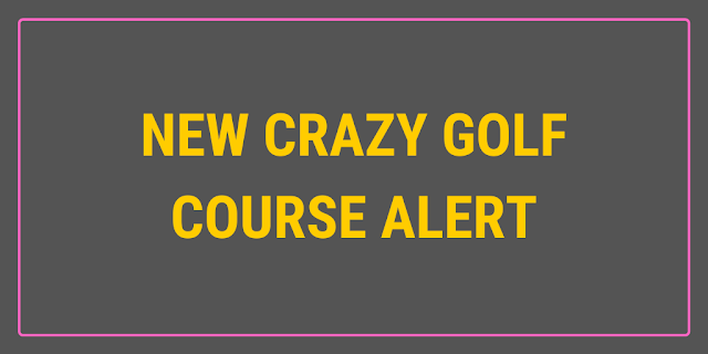 A new UV Crazy Golf course is opening in Hull