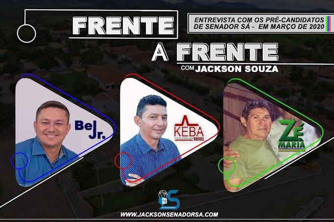 O blog em parceria com a Webtv Pitombeiras promoverá entrevista com os pré-candidatos de Senador Sá.