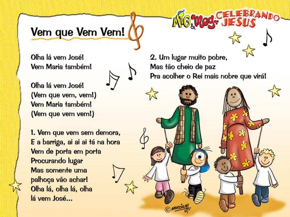 cantata de natal mig e meg celebrando jesus