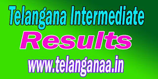 Telangana Intermediate 2nd Year Results 2017 Supply