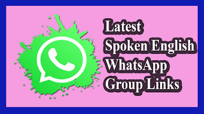 Latest Spoken English WhatsApp Group Links