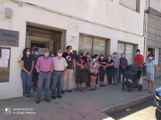 O PP sumase a veciñanza de Barro para esixir ao Sergas o servizo de Pediatría