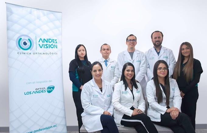 Clínica Andes visión celebró Día del Oftalmólogo