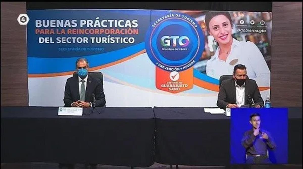GUANAJUATO LANZA PROTOCOLO BUENAS PRÁCTICAS TURISMO 01