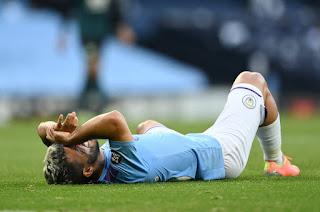 Manchester City confirm Barcelona trip for Sergio Aguero