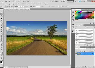 Cara Seleksi Gambar Cepat Tanpa Pen Tool di Photoshop ...