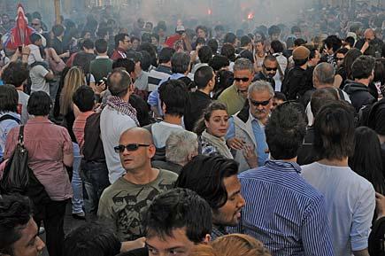 Milano - Mayday 2011