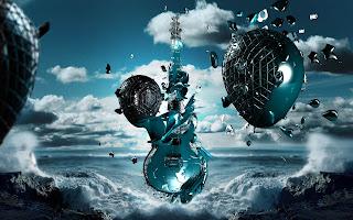 Amazing photos of guitar instrument