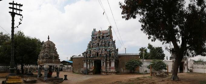 Kamanada Eswarar Temple Aragalur Salem - History, Timings, Festivals & Address!