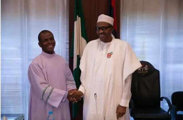 Rev. Father Mbaka of Adoration Ministry reveals 2021 prophecies, warns Buhari