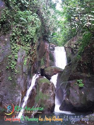 Curuq Guung Desa Penembang Kecamatan Merigi Kelindang