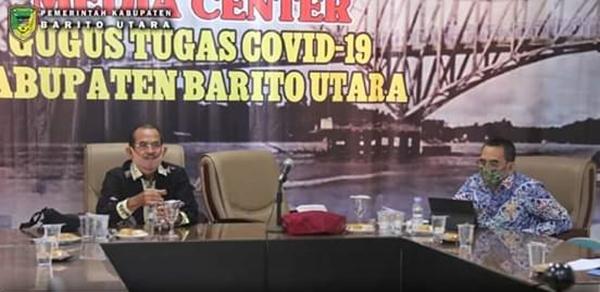 Pemberantasan Korupsi Terintegrasi se-Kalimantan Tengah