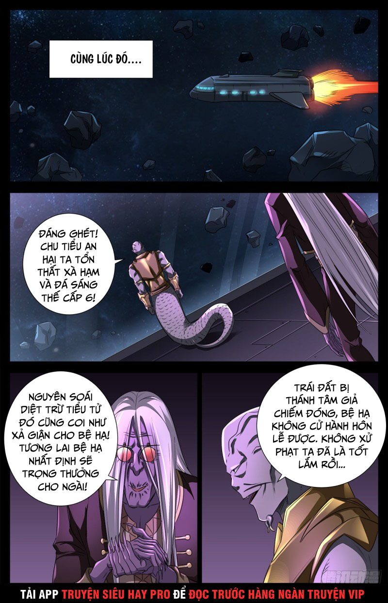 Huyết Ma Nhân chap 675 - Trang 8