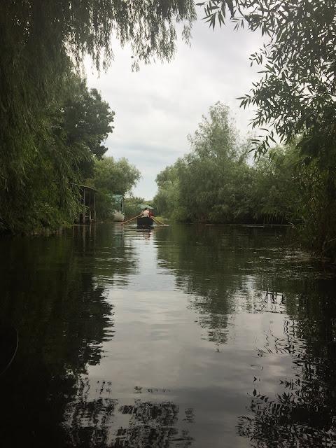 Delta Dunarii, Vylkove, Ucraina