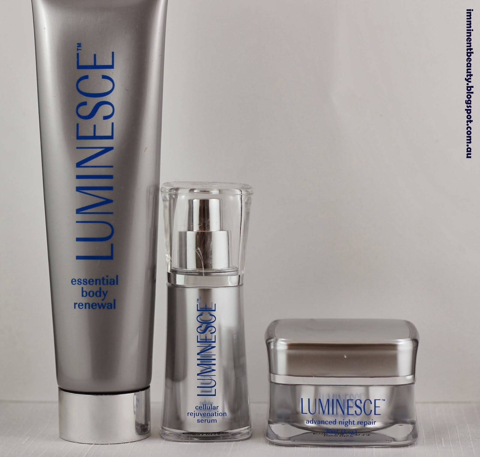 skincare, serum, body renewal, night cream, luminesce, stem cell, cellular renewal,