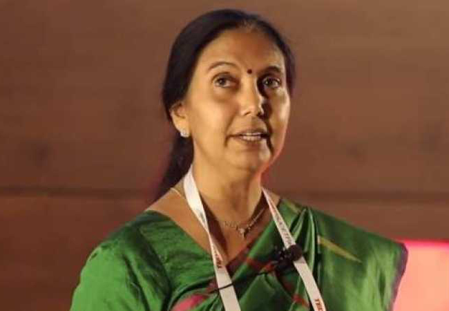 Penelitian Meet Dr VR Lalithambika, woman scientist who lead India's Gaganyaan project