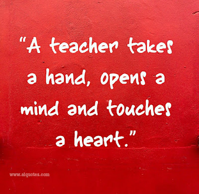 Quotes For Teacher
