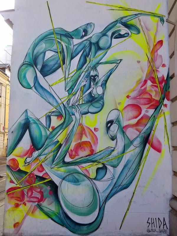 Vienne Wien street art