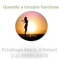 Quando a PSICOTERAPIA Funciona ❖Psicóloga Sp, São Paulo, Vila Mariana.